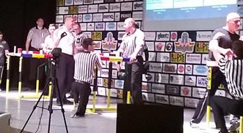 Campionatul national de skandenberg