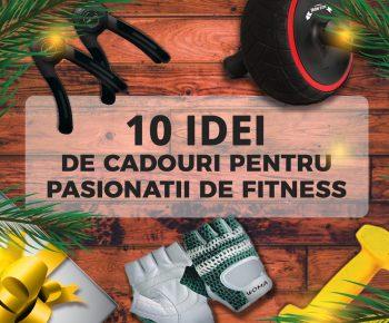 Idei de cadouri pentru pasionatii de fitness