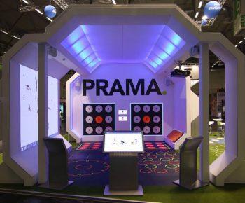 PRAMA – solutii interactive de fitness