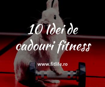 10 Idei de cadouri fitness