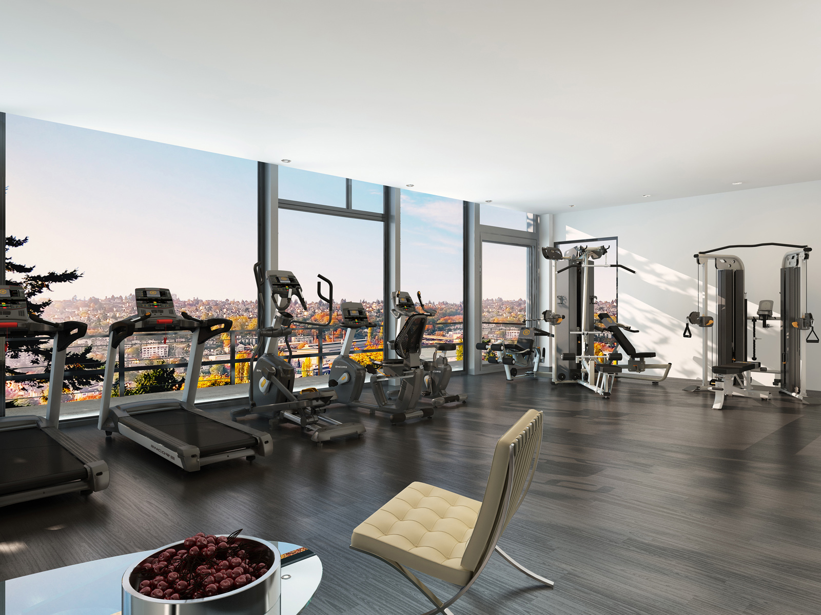 sala de fitness impulse encore