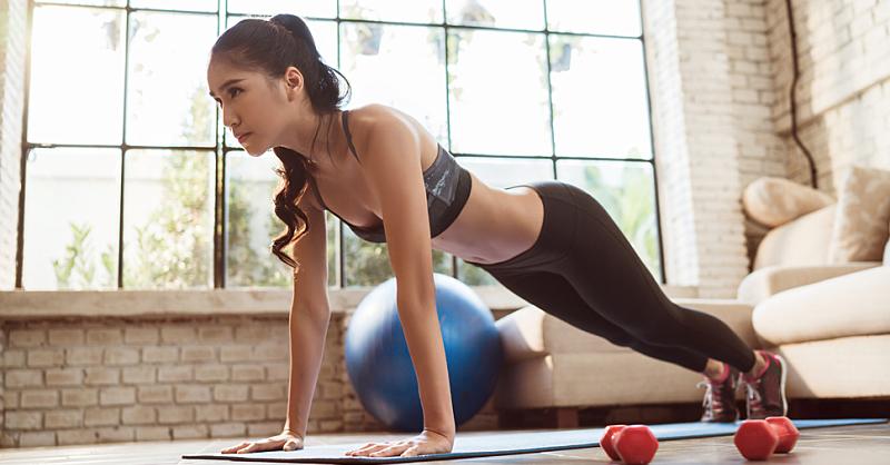 aerobic si yoga