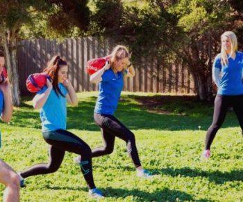 Accesorii fitness pentru antrenamentul in aer liber