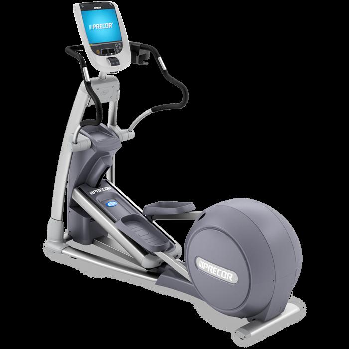 bicicleta eliptica precor