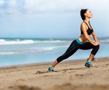 5 exercitii pentru un corp tonifiat, gata de plaja