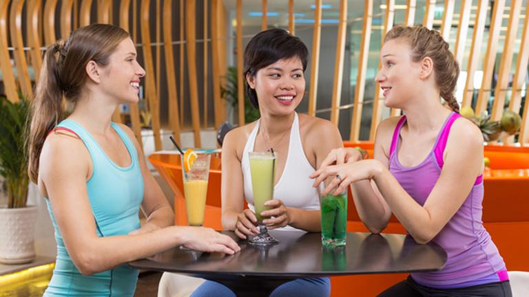 zona food la sala de fitness