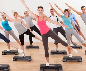 Stepperul aerobic – beneficii si antrenamente