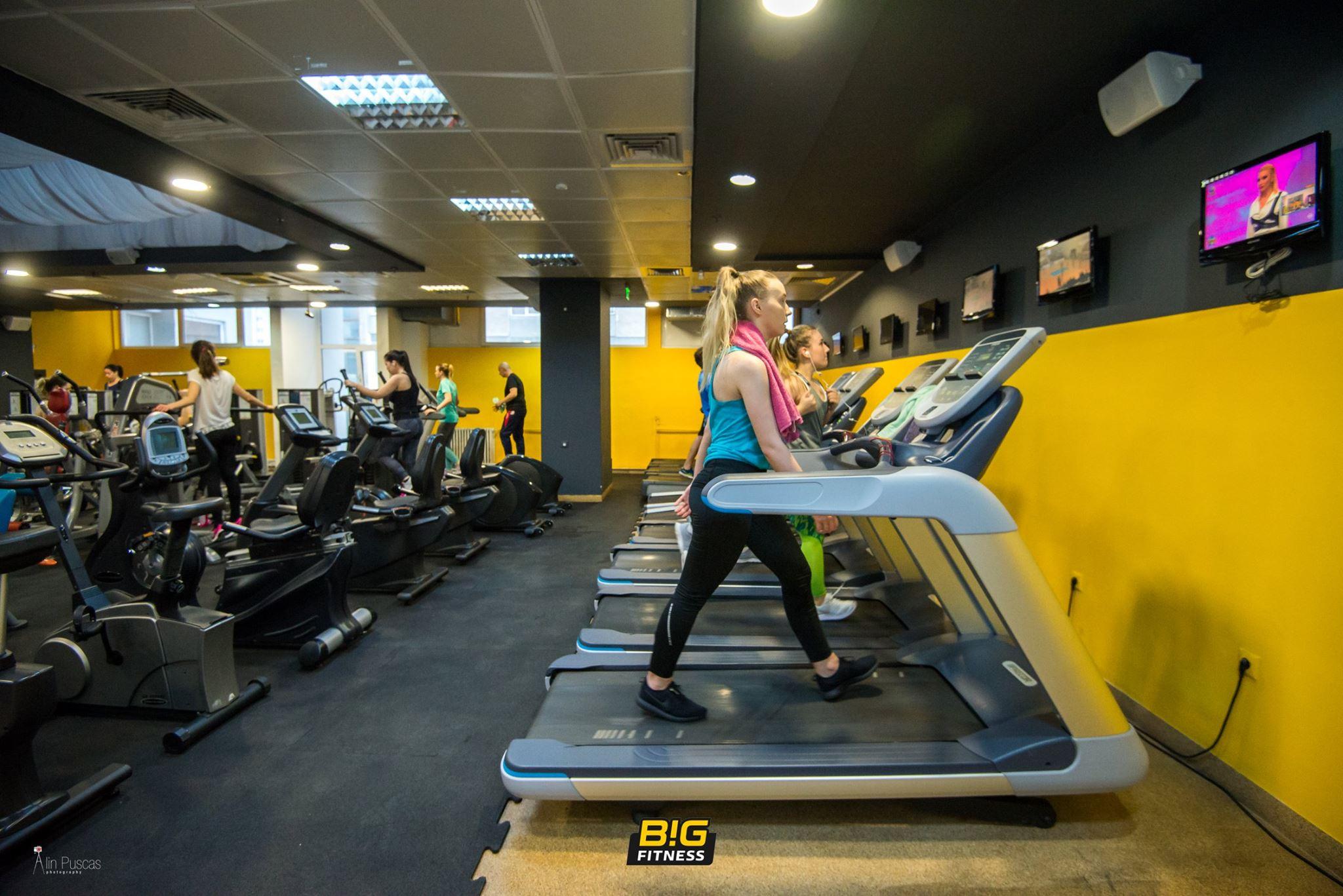 big fitness cluj