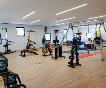 Achiziții aparate fitness și echipamente prin SEAP