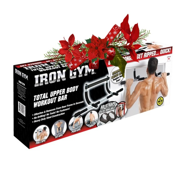 bara tractiuni iron gym original