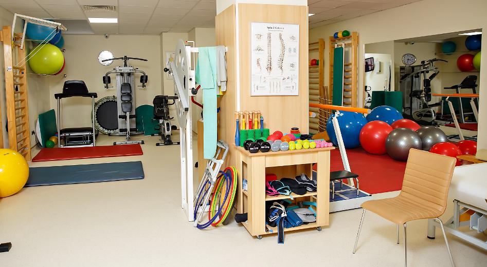 sala de recuperare medicala