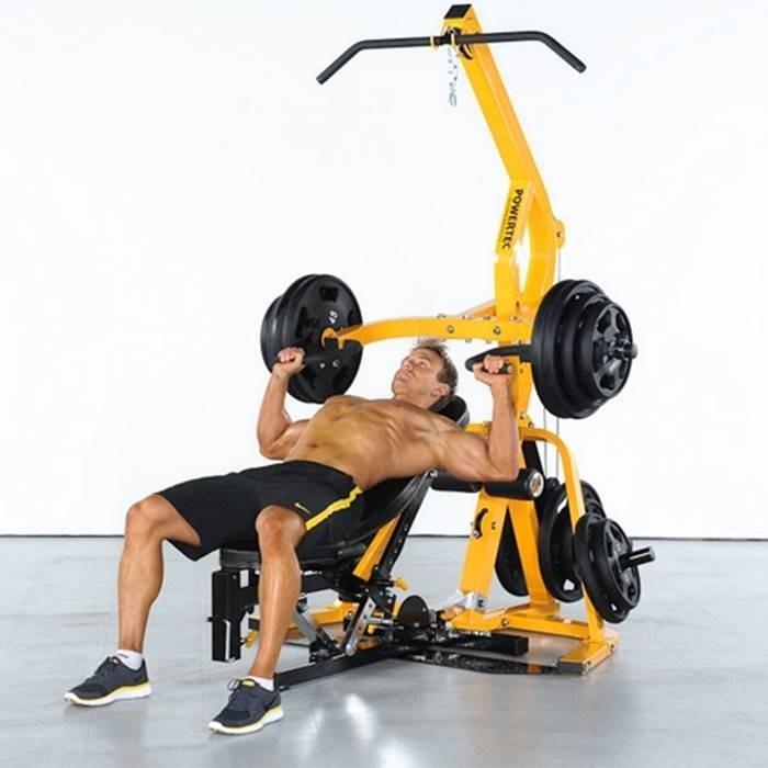 aparat multifunctional fitness