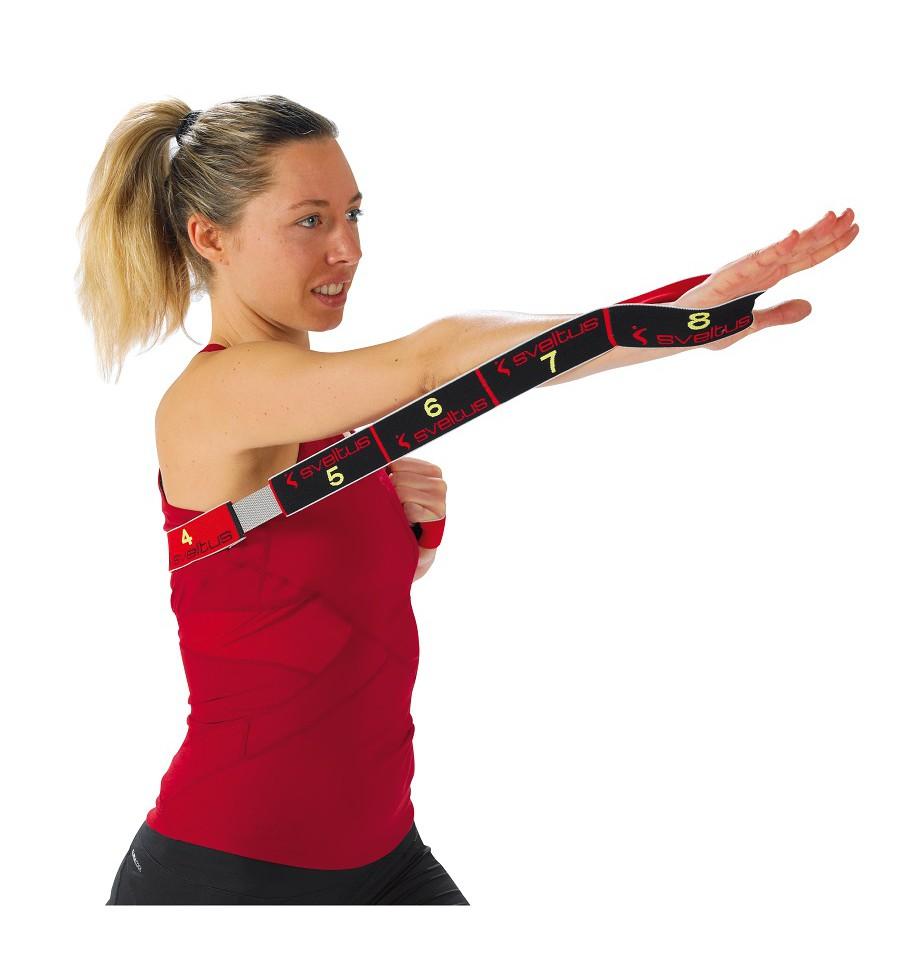 banda elastica fitness