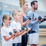 antrenament copiii
