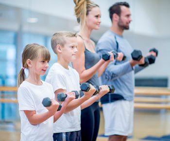 Fitness pentru copii – exerciții și beneficii